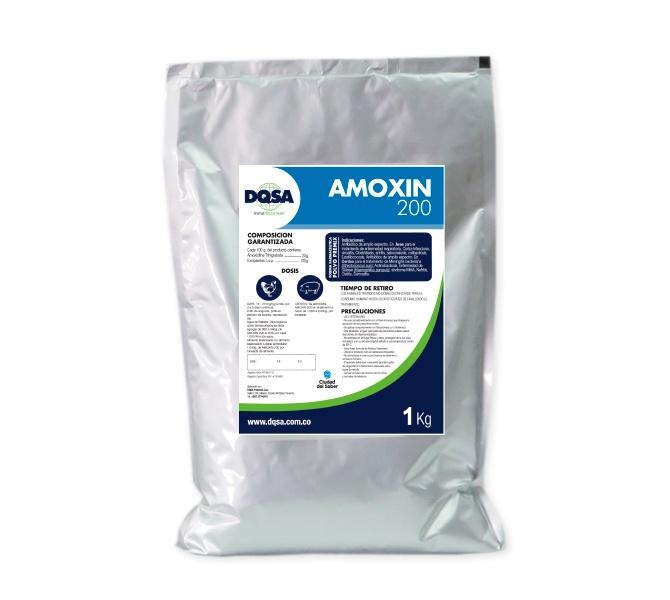 Amoxin 200